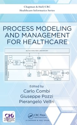 (ebook) Process Modeling and Management for Healthcare