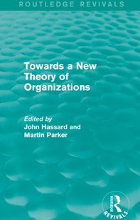 (ebook) Routledge Revivals: Towards a New Theory of Organizations (1994) - Business & Finance Ecommerce