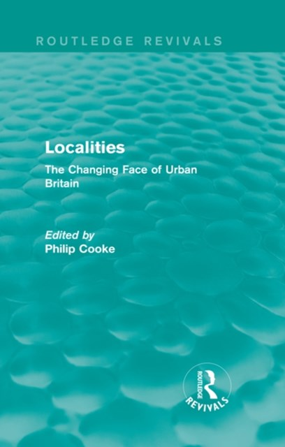 Routledge Revivals: Localities (1989)