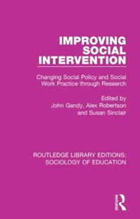 (ebook) Improving Social Intervention - Education Trade Guides