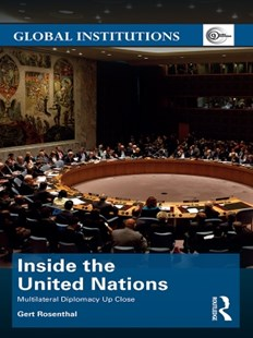 (ebook) Inside the United Nations - Politics Political History