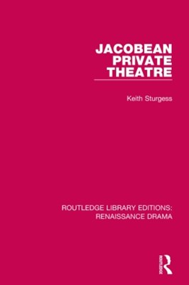 Jacobean Private Theatre