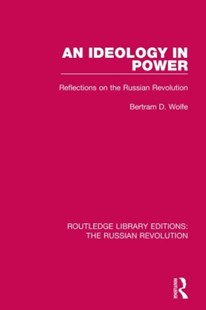 (ebook) An Ideology in Power - History European