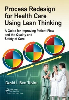 (ebook) Process Redesign for Health Care Using Lean Thinking