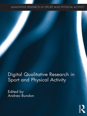 (ebook) Digital Qualitative Research in Sport and Physical Activity