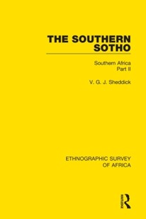 (ebook) The Southern Sotho - Science & Technology Environment