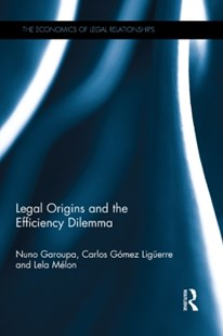 (ebook) Legal Origins and the Efficiency Dilemma - Business & Finance Ecommerce