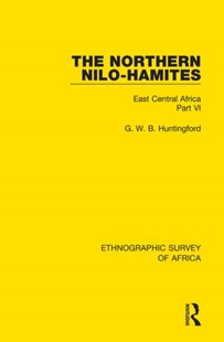 (ebook) The Northern Nilo-Hamites - Science & Technology Environment