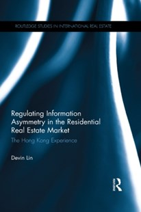 (ebook) Regulating Information Asymmetry in the Residential Real Estate Market - Business & Finance Finance & investing