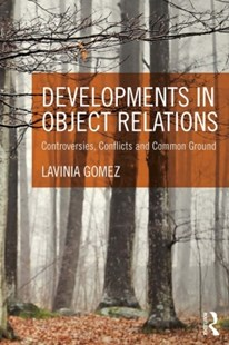(ebook) Developments in Object Relations - Social Sciences Psychology