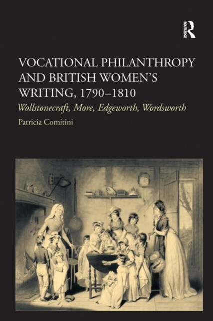 (ebook) Vocational Philanthropy and British Women's Writing, 1790–1810