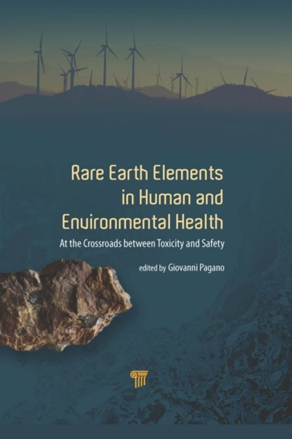 (ebook) Rare Earth Elements in Human and Environmental Health