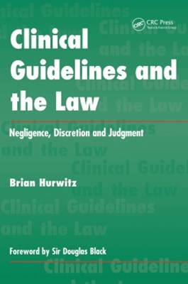 (ebook) Clinical Guidelines and the Law