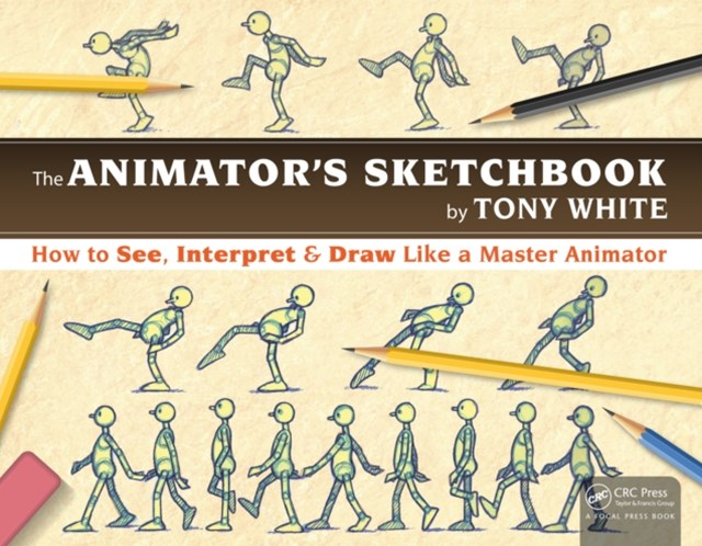 (ebook) Animator's Sketchbook
