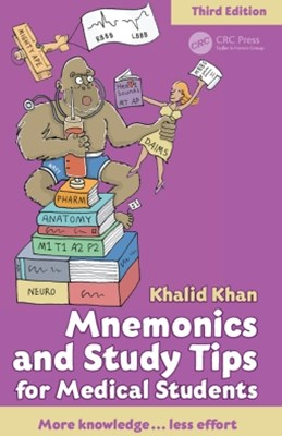 (ebook) Mnemonics and Study Tips for Medical Students, Third Edition