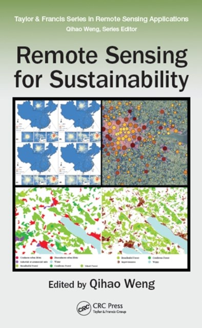 (ebook) Remote Sensing for Sustainability