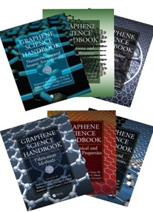 (ebook) Graphene Science Handbook, Six-Volume Set - Science & Technology Engineering
