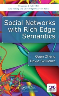 (ebook) Social Networks with Rich Edge Semantics - Business & Finance