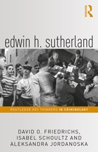 (ebook) Edwin H. Sutherland - Social Sciences Criminology