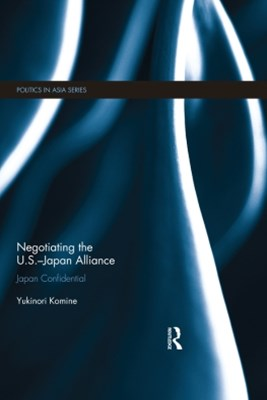 (ebook) Negotiating the U.S.–Japan Alliance