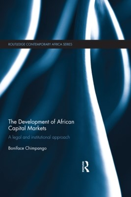 (ebook) The Development of African Capital Markets