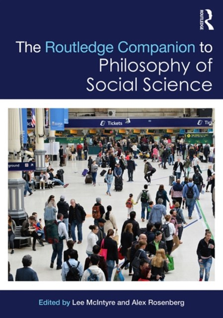 (ebook) The Routledge Companion to Philosophy of Social Science