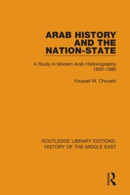 (ebook) Arab History and the Nation-State