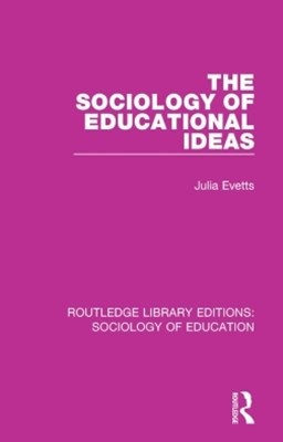 (ebook) The Sociology of Educational Ideas