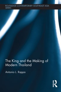 (ebook) The King and the Making of Modern Thailand - History Asia