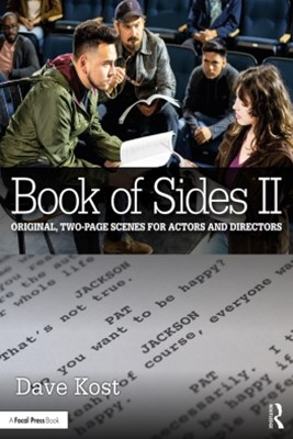 (ebook) Book of Sides II: Original, Two-Page Scenes for Actors and Directors