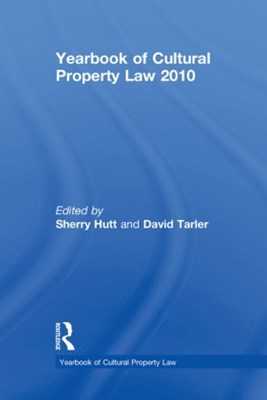 (ebook) Yearbook of Cultural Property Law 2010