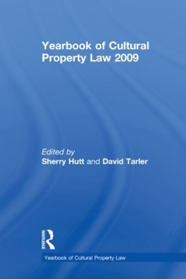 (ebook) Yearbook of Cultural Property Law 2009