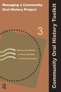 (ebook) Managing a Community Oral History Project - History