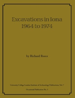 (ebook) Excavations in Iona 1964 to 1974