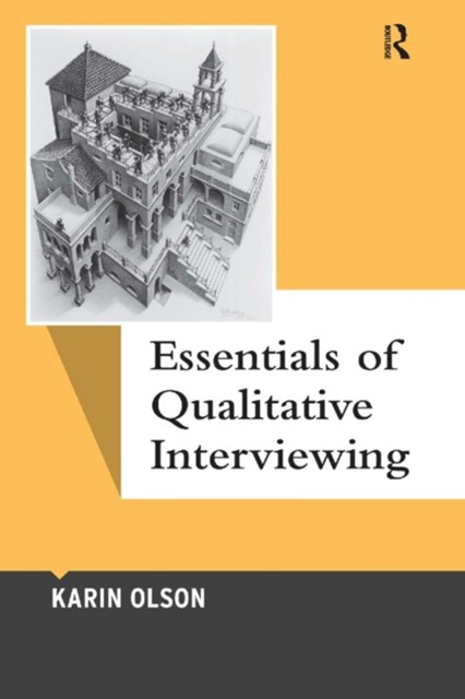 (ebook) Essentials of Qualitative Interviewing