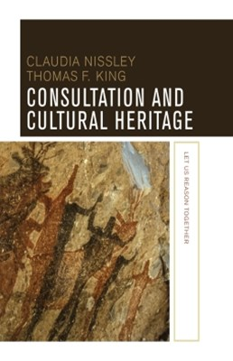 (ebook) Consultation and Cultural Heritage