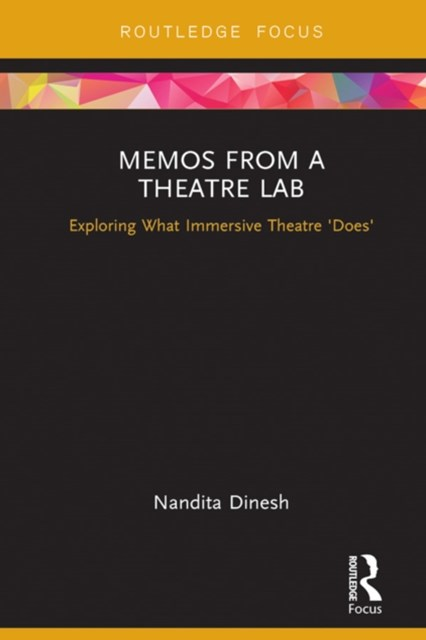 Memos from a Theatre Lab