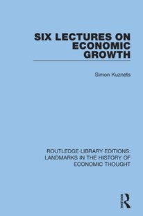 (ebook) Six Lectures on Economic Growth - Business & Finance Ecommerce