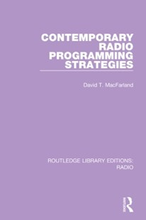 (ebook) Contemporary Radio Programming Strategies - Business & Finance Organisation & Operations