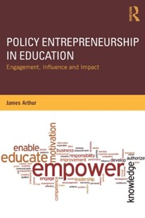 (ebook) Policy Entrepreneurship in Education - Education Tertiary