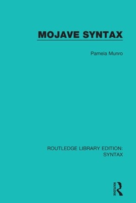 (ebook) Mojave Syntax