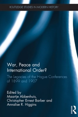 War, Peace and International Order?