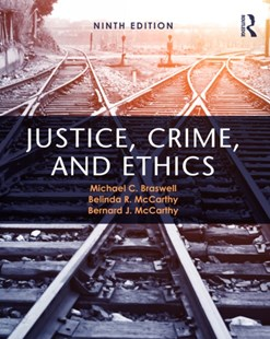 (ebook) Justice, Crime, and Ethics - Philosophy Modern