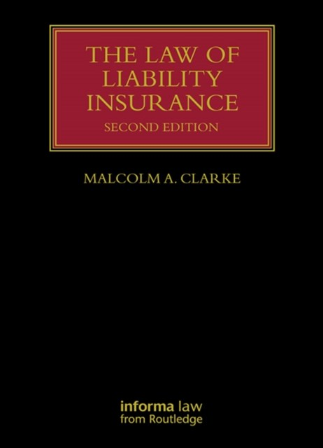 Law of Liability Insurance