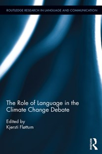 (ebook) The Role of Language in the Climate Change Debate - Language