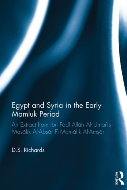 (ebook) Egypt and Syria in the Early Mamluk Period