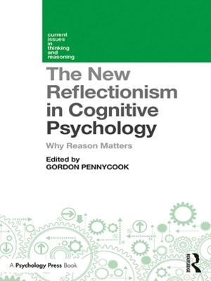 (ebook) The New Reflectionism in Cognitive Psychology