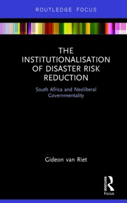 (ebook) The Institutionalisation of Disaster Risk Reduction