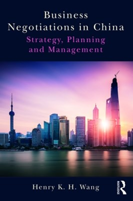 (ebook) Business Negotiations in China