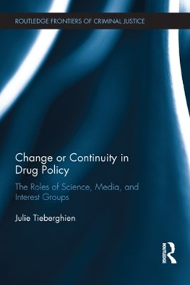 (ebook) Change or Continuity in Drug Policy